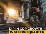 Video: GDP Growth Slows To 7.1% Against 8.2% In Previous Quarter