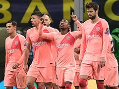 Barcelona Through In Champions League As Liverpool Suffer Shock Loss