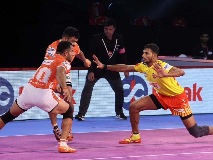Pro Kabaddi League: Gujrat beat Pune and Bengal beat Bengaluru