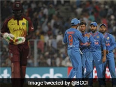 Windies Were Outplayed By Kuldeep Yadav