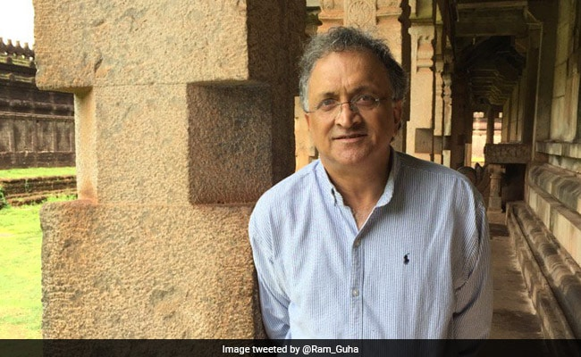 'Can't Teach Gandhi In Gandhi's City,' Quips Historian Ramachandra Guha
