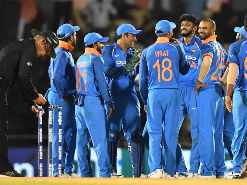 India have chance to close in on England in ODI team rankings