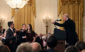 CNN Wins Ruling Against White House, Jim Acosta's Pass Restored For Now