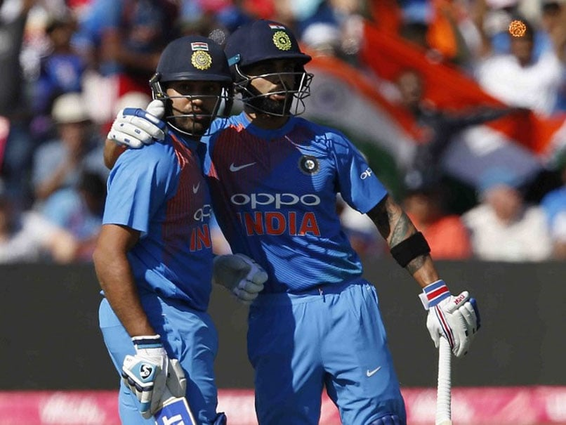Rohit Sharma's blazing ton leads India to easy win over hapless Windies