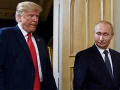 Donald Trump, Vladimir Putin Skip Leaders' Symbolic Walk In Paris
