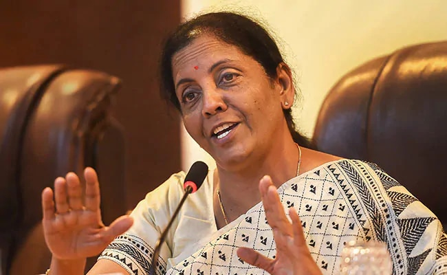 With Poll Code In Place, Nirmala Sitharaman Avoids Special Aircraft: BJP