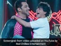 Shah Rukh Khan: Salman Khan Called Me, Suggested Me To Do <I>Zero</I>'