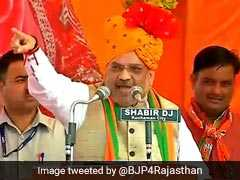 Bad Loans Are Results Of Congress Government's Misdeeds: Amit Shah