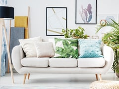 4 Cushions Covers To Put The Live In Your Living Room