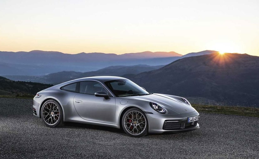 The new generation Porsche 911 price in India will be announced tomorrow