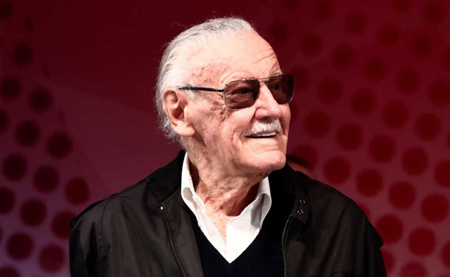 Stan Lee, former publisher of Marvel Comics, dead at 95