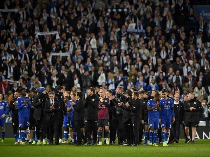 Leicester Pay Emotional Tribute To Vichai Srivaddhanaprabha, Newcastle Boost Survival Bid