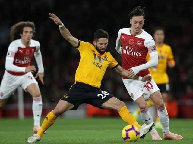 Premier League: Henrikh Mkhitaryan Rescues Point For Arsenal Against Wolves