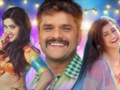Bhojpuri Cinema: खेसारी लाल यादव ने होली के इस गाने पर मचाई धूम, जमकर वायरल हो रहा Video