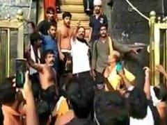 Police Watched, Sangh Parivar Took Over Sabarimala, Alleges Congress