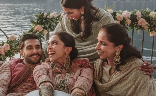 For Deepika Padukone And Ranveer Singh, Anisha Shares 'Rab Ne Bana Di Jodi' Post