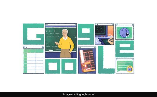 Google Doodle Honours Michael Dertouzos On His Birth Anniversary
