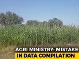 """Video : In 180-Degree On Notes Ban, Agriculture Ministry Cites """"Mistake"""": Sources"""