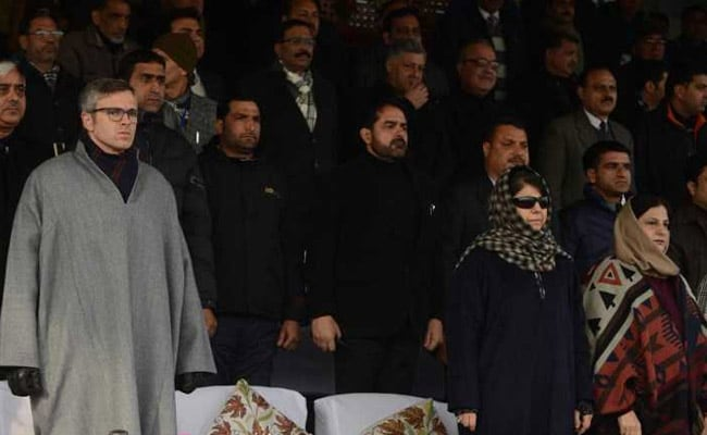 'Consume Almonds, Omar,' Advises Mehbooba Mufti In Twitter Duel