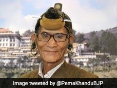 Nabam Runghi Who Christened Itanagar As Arunachal Pradesh Capital Dies
