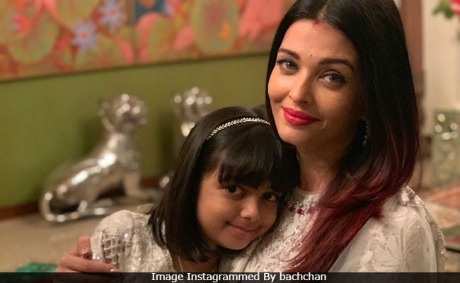 On Daughter Aaradhya's Birthday, Abhishek Bachchan Thanks Wife Aishwarya For 'The Greatest Gift Ever'