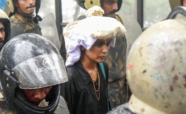 Rehana Fathima, Who Almost Reached Sabarimala, Granted Bail By Court