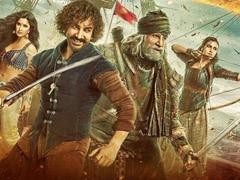 Thugs of Hindostan Box Office Collection Day 2: औंधे मुंह गिरी 'ठग्स ऑफ हिंदोस्तां', दूसरे दिन आमिर-अमिताभ की फिल्म ने बटोरे इतने करोड़...