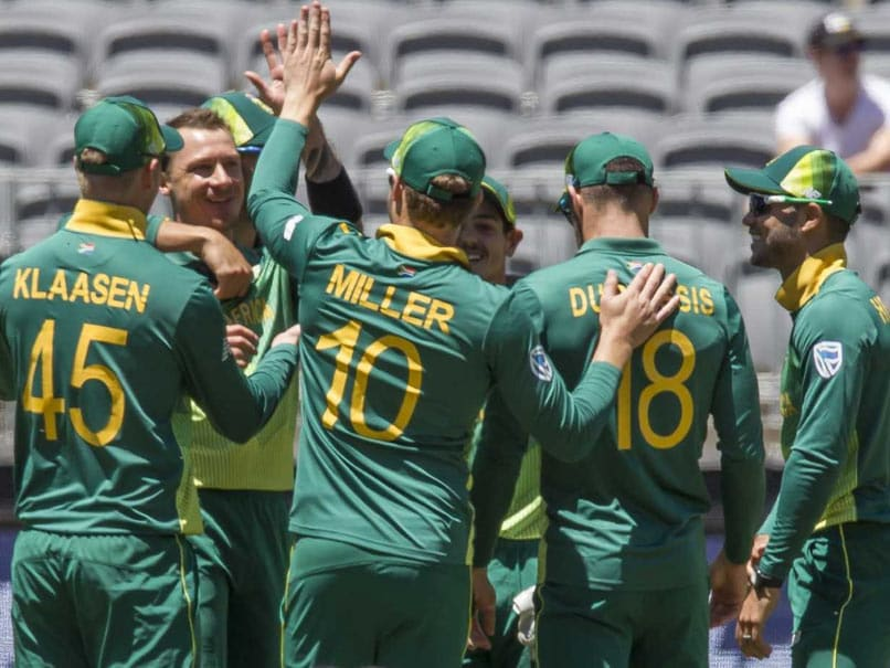 Bowlers Shine As South Africa Beat Australia By Six Wickets In 1st ODI