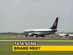 Video: Tata Sons Board Discusses Jet Airways Merger Deal