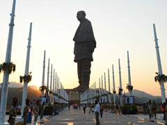 Statue Of Unity Sees Record 27,000 Visitors In One Day