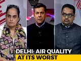 Video: India's Air Crisis: Speak Up On Your #RightToBreathe