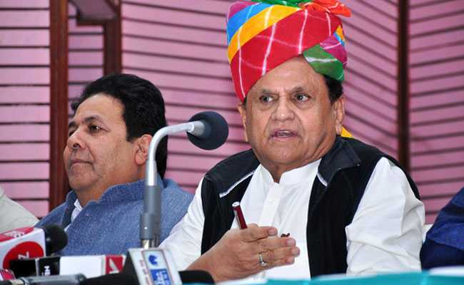 Amid Congress Leadership Crisis, Senior Leaders Meet Ahmed Patel