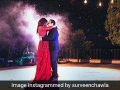 सुरवीन चावला ने क्यूट अंदाज में दी प्रेग्नेंसी की खबर, Photo हुई वायरल