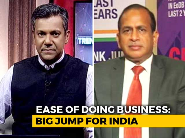 Video : 23-Spot Jump In Ease Of Doing Business: What It Means For India
