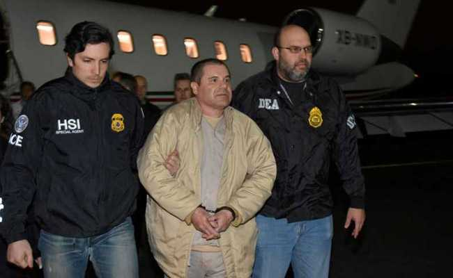 Mexican Drug Lord El Chapo's Wife Off Hook For Now Over Banned Phone