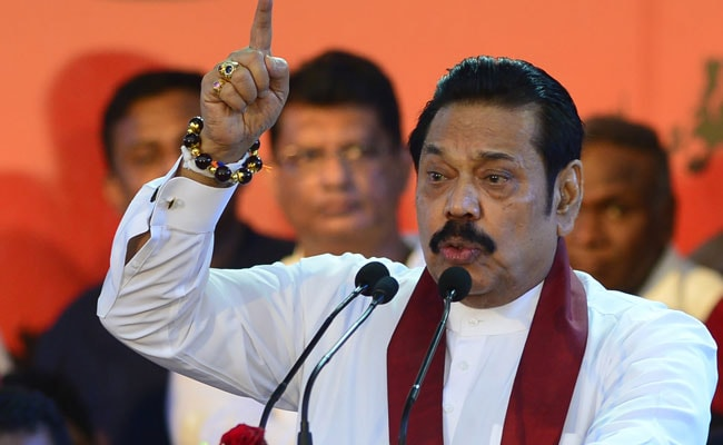 "Can Resolve Problems With China ""As Friends"": Sri Lanka Prime Minister"