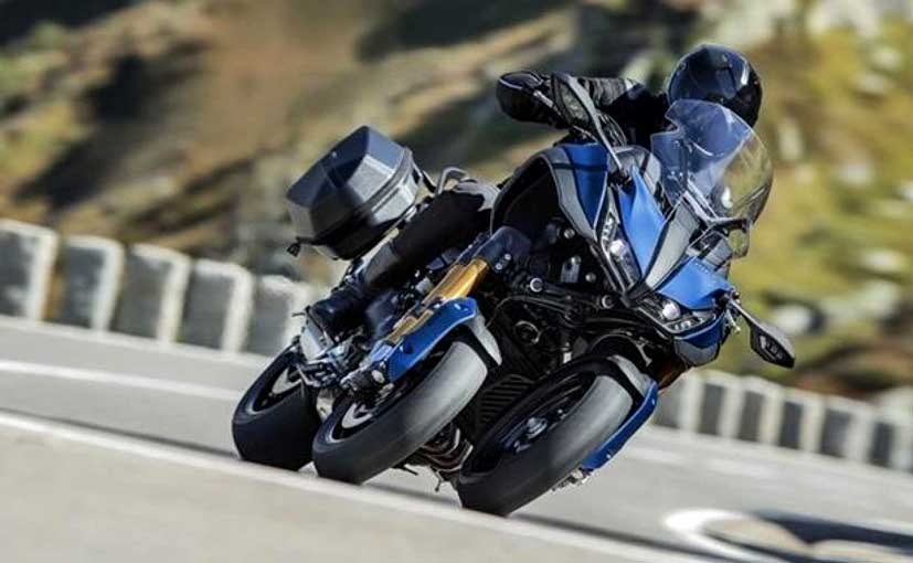 The new Yamaha Niken GT has gotten more comfortable and suitable for longer commutes.