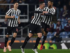 Newcastle Climb Away From Danger Zone With Burnley Win