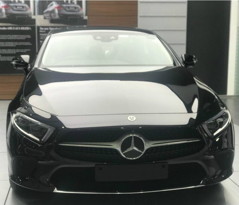 Mercedes-Benz CLS will be launched in India tomorrow