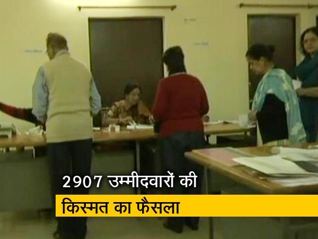 Videos : Top NEWS @ 8 AM: मध्यप्रदेश में 230 सीटों के लिए मतदान शुरू