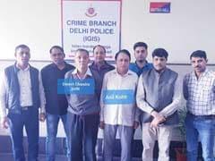 दिल्ली : सीसीआरटी स्कॉलरशिप घोटाले में डायरेक्टर व डिप्टी डायरेक्टर गिरफ्तार