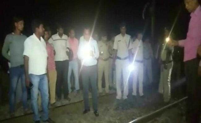 Train Runs Over 4 Railway Workers In Uttar Pradesh's Hardoi