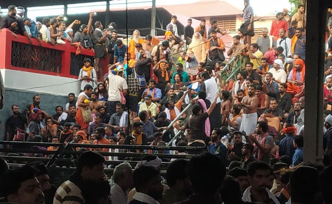 Congress, BJP Boycott Kerala All-Party Meet Ahead Of Sabarimala Opening