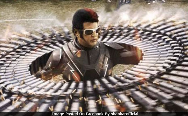 Rajinikanth's 2.0 Director Tweets Thank You Note For Making The Film A 'Huge Success'