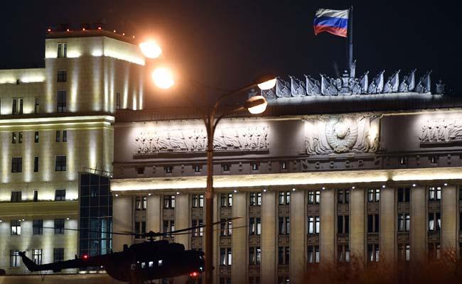 Armed Men Flying Above Kremlin? Just Drills, Says Putin Aide