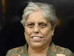 """Indian Women Had A Bad Day"": Diana Edulji Defends Mithali Raj"