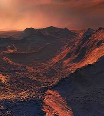 Frozen 'Super Earth' Discovered Orbiting Sun's Nearest Star