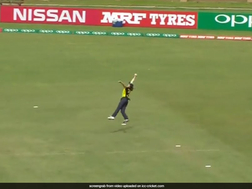 Watch: This Vlaeminck Stunner Might Be The Best Catch Of ICC Women's WT20