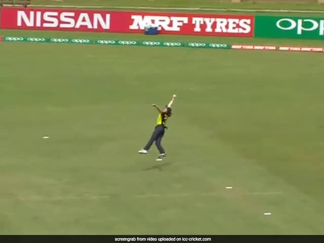 ICC Womens World T20: Tayla Vlaeminck Takes An Absolute Stunner To Dismiss Veda Krishnamurthy - Watch