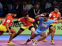 Pro Kabaddi League: Gujarat Fortunegiants Beat Bengal Warriors, Jaipur Pink Panthers Outclass UP Yoddha
